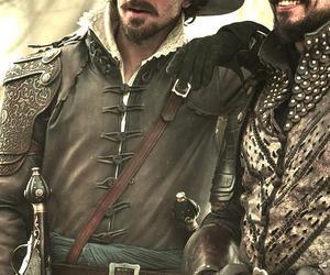 porthos, aramis, and the musketeers image