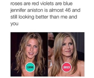 funny, Jennifer Aniston, and true image