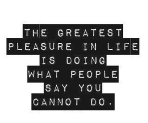 quotes, life, and pleasure image