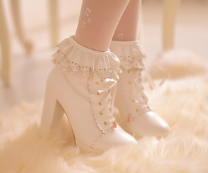 shoes, fashion, and kawaii image