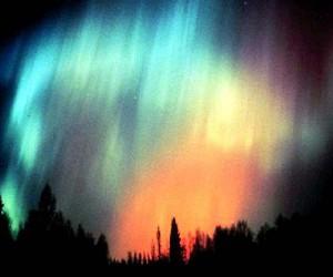 aurora and sky image