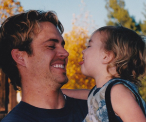 paul walker, rip, and family image