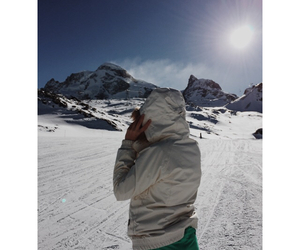 cold, Skiing, and switzerland image