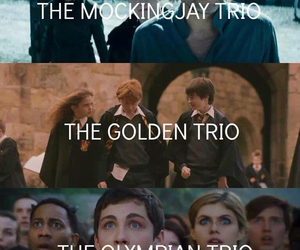 harry potter, hp, and hunger games image