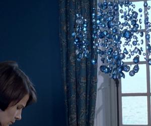 blue, juliette binoche, and three colors image