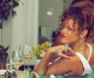 girl, barbados, and rihanna image