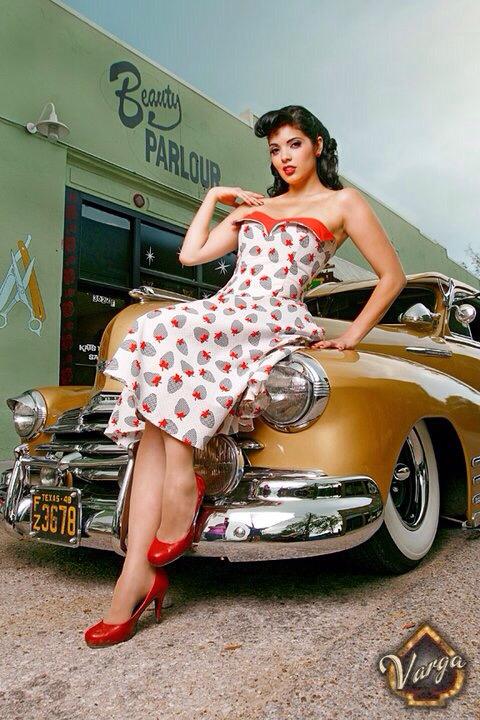 vintage and rockabilly image