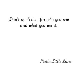 apologize, apology, and be yourself image