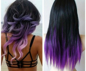 hair, beautiful, and cool image