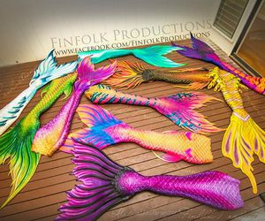 mermaid and tails image