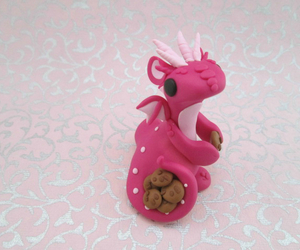 clay, cookie, and dragon image