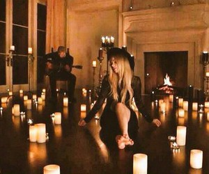 Avril Lavigne, give you what you like, and vevo image