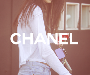 chanel, kendall jenner, and clothes image