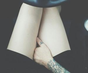 tattoo, car, and couple image