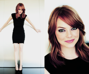 emma stone, girls, and pretty image