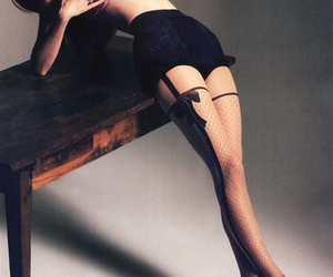 1, David Bellemere, and stockings image