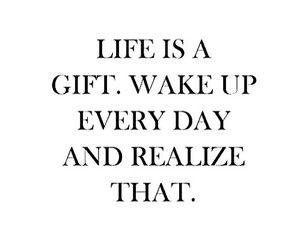 quotes, life, and gift image