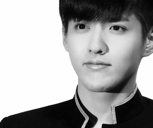 b&w, leader, and somewhere only we know image
