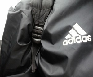 adidas, sportwear, and school bag image