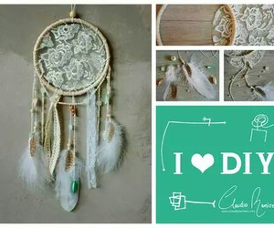 cool, dream catcher, and hand made image