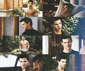 jacob black, Taylor Lautner, and amanecer image