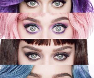 katy perry, eyes, and katy image