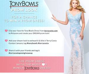 Prom, prom dresses, and prom giveaway image