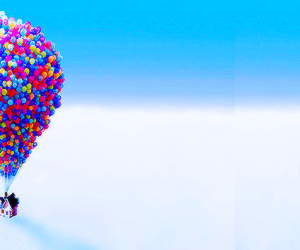 balloons, pretty, and beautiful image