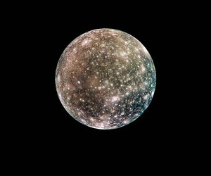 jupiter and callisto image