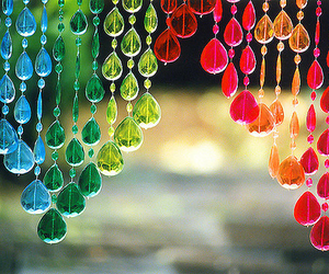 colorful, rainbow, and colors image