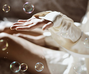 burbujas, girl, and tumblr image