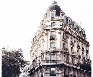 building, city, and paris image