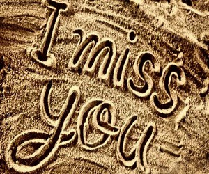 miss, sand, and you image