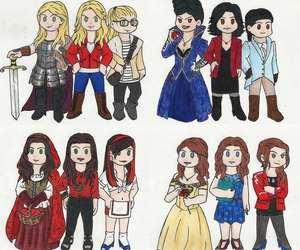 ️ouat, belle, and draw image