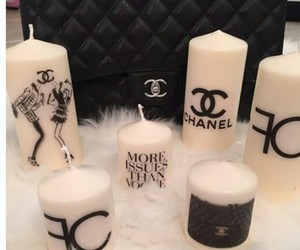 chanel and candle image