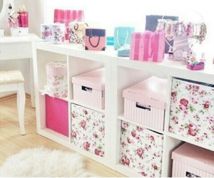 room, girly, and fashion image