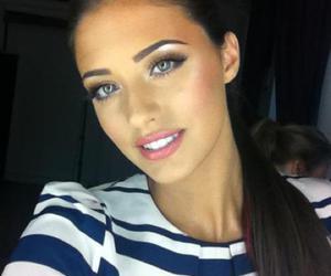 girl, pretty, and antonia image