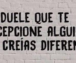 amor, diferente, and espanol image