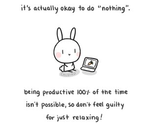 chibird and relax image