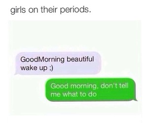 periods, true, and womans image