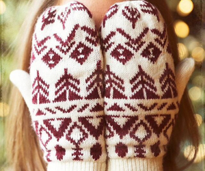 hollister, winter, and knit image