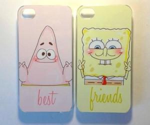 best friends, bob esponja, and perfeito image