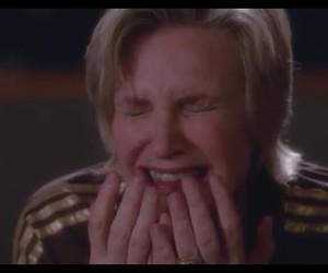 glee, llorar, and glee season six image