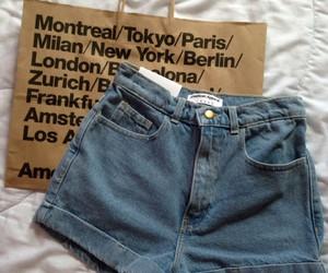 fashion, shorts, and american apparel image