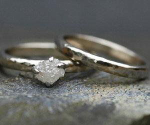 diamond, fashion, and gold image