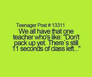 teacher, school, and teenager post image