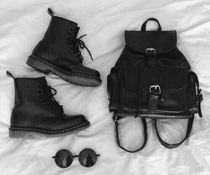 bag, black, and flawless image