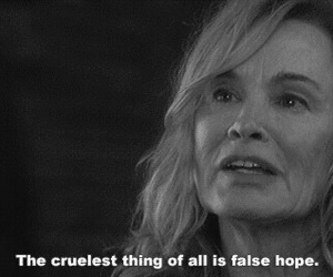 american horror story, ahs, and hope image