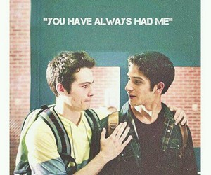 teen wolf, best friend, and styles image