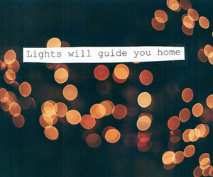 light, quotes, and coldplay image
